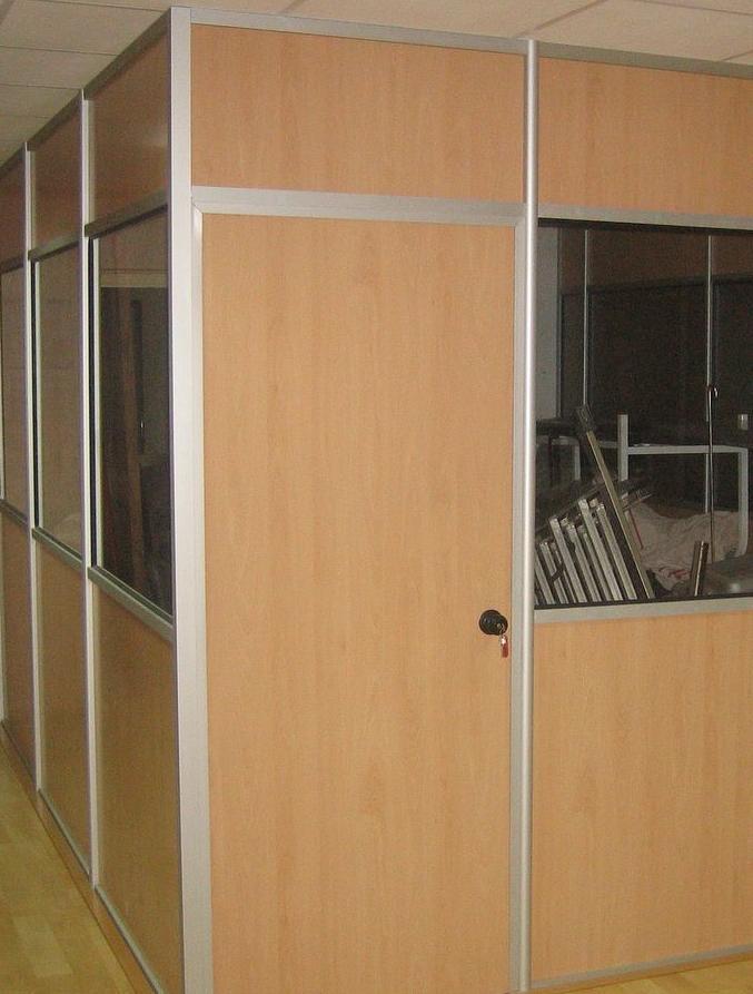 Mono panel puerta